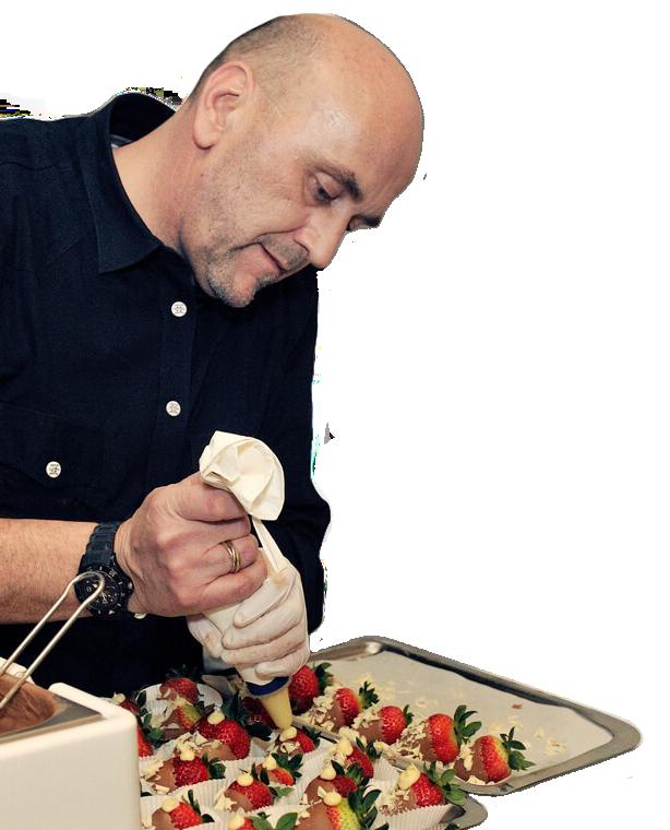 Dieter Bröckel - Bank of Chocolate