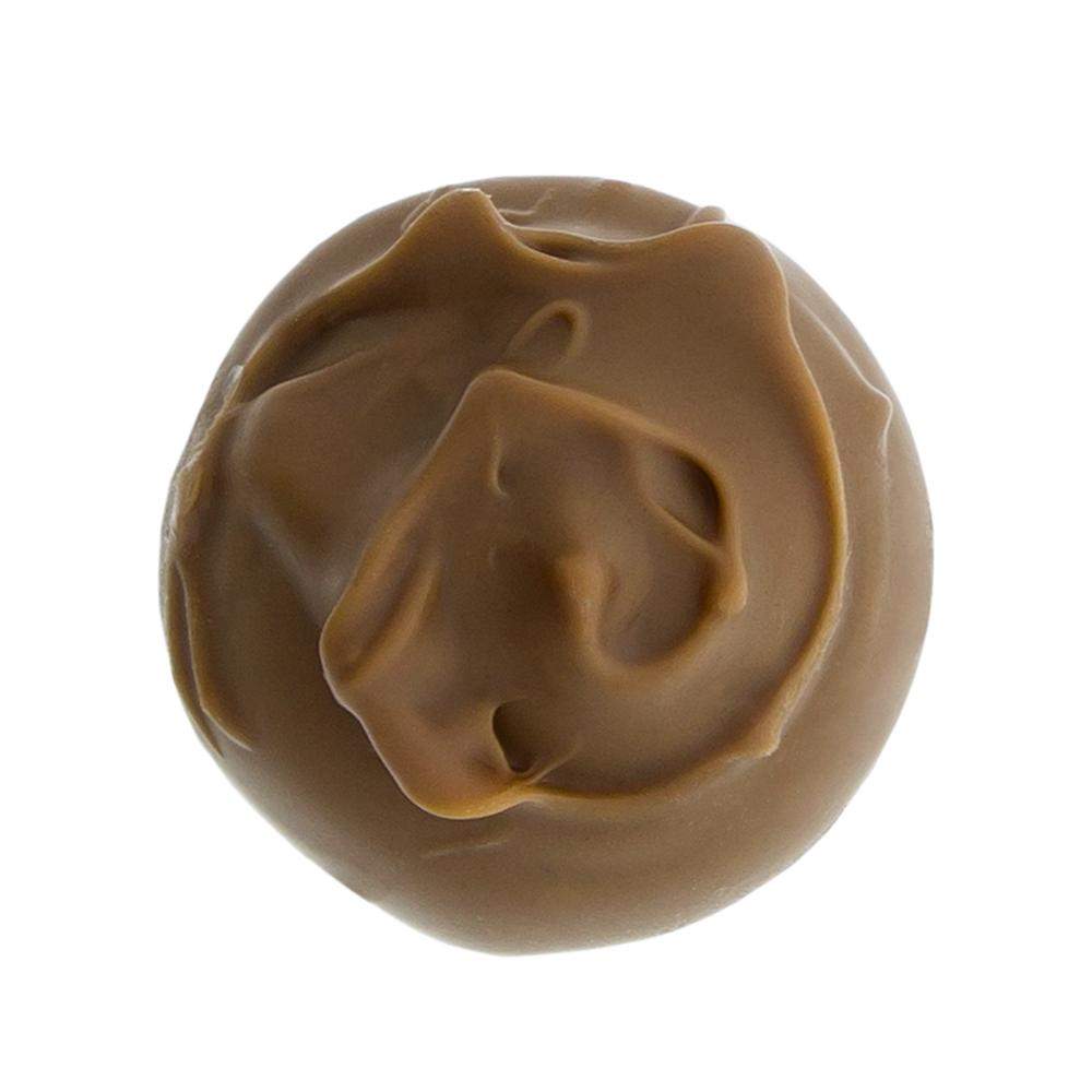 Holunder-Tonkabohne-Praline